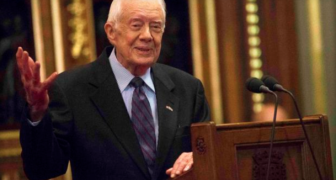 Jimmy Carter says Money has Corrupted the Election Process
